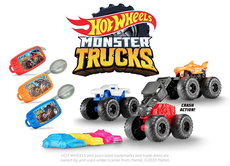 Hot Wheels Monster Trucks™
